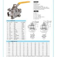 China Stainless Steel Butt-welding Ball Valves wholesale