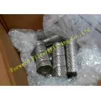 China Bright Tinplate Interlock Seam Perforated Stainless Steel Pipe For Filter Frame on sale