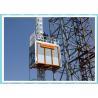 China Single Cage SC200GD Rack And Pinion Lift Construction Hoist Elevator wholesale