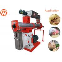 China Single Layer Conditioner Feed Pellet Machine High Precision Gear Drive wholesale