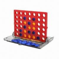 China Four-in-a-row Travel Game wholesale