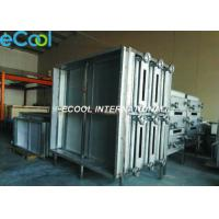China Custom VOC Condenser / Fin And Tube Heat Exchanger for Waste Gas Treatment wholesale