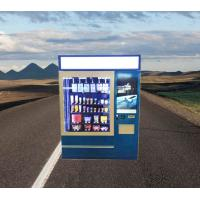 China Mini Drink Snack Food Candy Meat Vending Machine For Beer Vegetables With Conveyor Belt wholesale