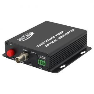 China Ho-Link 720P/1080P HDCVI/TVI/AHD to Fiber Video Converter HD Video Transeiver support Dahua 720P/1080P CCTV Camera on sale