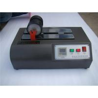 China GB/T 4851 Rubber Testing Machine , Electric Tape Adhesion Rolling Wheel Tester wholesale