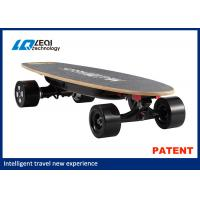 Quality Skateboard with 4 Wheels UL2272 Smart  Self Balancing Scooter Aluminium Materials And PU Wheels for sale