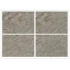 China Durable Sandstone Porcelain Tiles , 600 X 300 Porcelain Tiles Fine Air Permeability wholesale