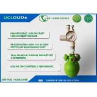 China 11L / H Dry Fog Humidifier UC - 03 Compressed Air And Water Spray Humidifier wholesale