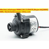 China Factory direct high temperature 100 degree celsius micro brushless 12v dc water pump wholesale