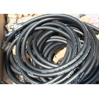 China Black Fuel Transfer Hose / Fuel Disensing Hose Smooth Surface, 3/4Inch wholesale
