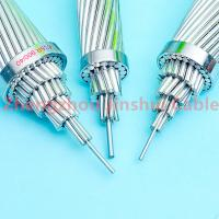 China Outdoor Electrical Cable Bare Aluminum Conductor 7 ~ 91 Core Number wholesale