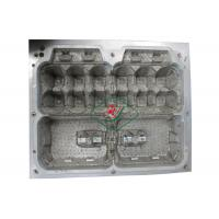 Buy cheap Aluminum 12 Seats Pulp Mold / Molded Pulp Egg Cartons With CNC Process from wholesalers