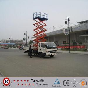 China Truck Mounted Aerial Work Platform wholesale