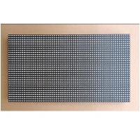 China RGB High Definition Waterproof Led Module 320*160mm Video Wall For Shopping Center wholesale