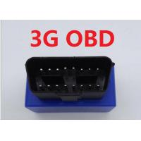 Buy cheap 3G GPS Tracker OBD With Diagnostic Function  For Vehicles And Car from wholesalers