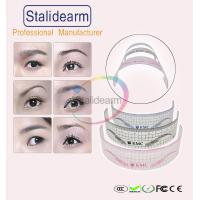 China New Arrival Permanent Makeup Eyebrow Ruler Embroidery Brow Accessories Tattoo Tools wholesale