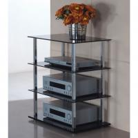 China 4 tiers tv stand DVD shelf xyts-025 wholesale