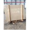 China White Altman Marble Slab Flooring Customized Shape CE Certification wholesale