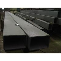 China Engineering Special Steel Pipe CarbonSteel Rectangular Tubing With GB/T 19001-2008 on sale