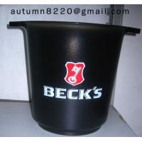China Ice bucket with stand on sale