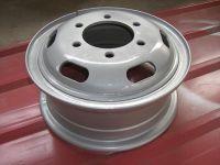 China 15x7 steel car rims wholesale
