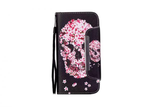 Quality Puzzle Skull Galaxy S7 Protective Case Mixed Color Scratch - Resistant for sale