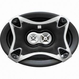 China 6 x 9-inch Three-way Car Speaker with Gray Iron Basket and 150W Maximum Power wholesale