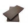CO - Extrusion Outdoor ECO Composite Wood Flooring WPC Floor Decking 145mm X 20mm