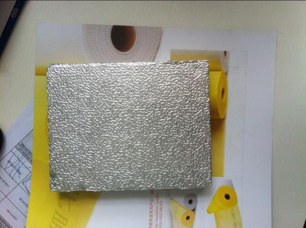 Foil backed insulation board images