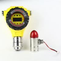 China Online HCN gas detection monitor transmitter with infrared remote controller wholesale