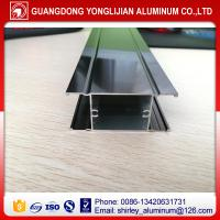 Bronze anodzed aluminium profle for window and door,aluminum window and door design