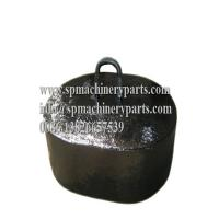 China Good Quality Offshore Industry Anchor chain & Gray Cast Iron Sinker Manufacturer For Mooring System wholesale