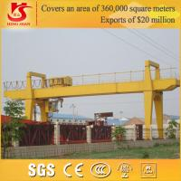 China engineering gantry crane design with BV, CE, Gost, full certificated Top design on sale