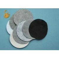 China High strength Needle Punched Felt / Non Woven Non-Slip Mat With PE Felt on sale