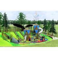 China Park Custom Made Playground Slides , Outdoor Stainless Steel Slide on sale