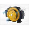 China Low Temperature Rise Gearless Motor For Elevator , Block Brake Elevator Electric Motor wholesale