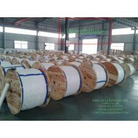 China 7x2.64mm (5/16)High Strength Galvanized Aircraft Grade Wire Rope For For Pre - Or Post - Tensioning on sale