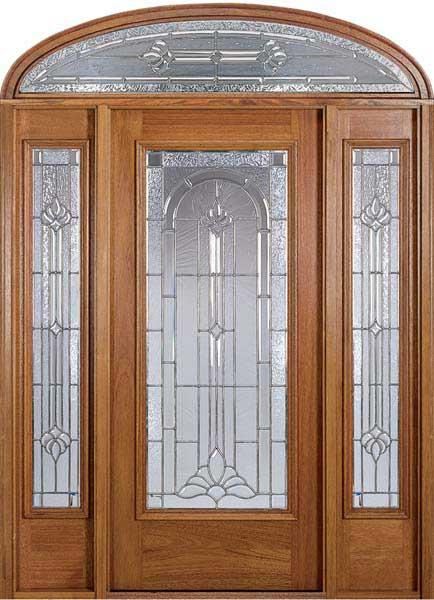 Prehung Exterior Wood Door With 2 Sidelites 434 x 600 · 55 kB · jpeg