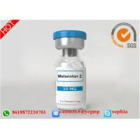 China MT-2 / MT2 Raw Growth Hormone Peptides Powder Melanotan II For Sexual Impotence / Tanning wholesale