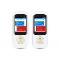 China Smart Electronic Voice Translator , 42 Languages Electronic Pocket Translator wholesale
