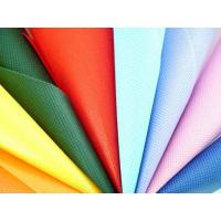 China Heat Resistant Polyester 100% PET Spunbond Nonwoven Fabric Anti - Aging For Shoppers on sale