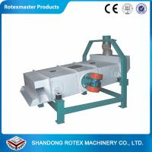 China Biomass Wood Pellet Screener With Vibrating Motor , Wood Chip Screener wholesale