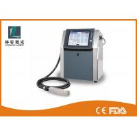 China PVC Pipe Batch Code Industrial Inkjet Printing Machines With Touching Screen on sale
