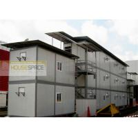 China Green Fireproofed Prefab Warehouse Buildings Expandable for Workshop wholesale