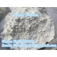 Oral non-steroid  Anabol STANOZOL Winstrol / CAS 10418-03-8 for Muscle Growth