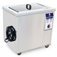 Buy cheap automotive oil control valve Benchtop Ultrasonic Cleaner 53L heated power adjustable from wholesalers