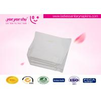China Cotton Menstrual Ultra Thin Natural Sanitary Napkins Lady Use With Wings wholesale
