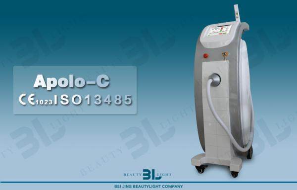 Quality 640nm - 1200nm Permanent Unwanted Hair Removal IPL Beauty Equipment for sale