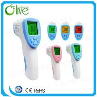 China Medical use very hot selling non-contact infrared forehead thermometer wholesale