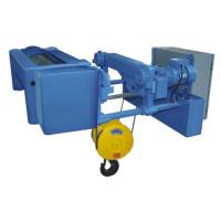 China 0.5 - 50 Ton Lifting Capacity Electric Portable Crane Hoist For Heavy Duty Industrial wholesale